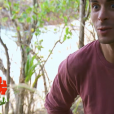"""Alexandre lors du deuxième épisode de """"Koh-Lanta, la guerre des chefs"""" (TF1) jeudi 21 mars 2019."""