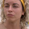 """Angélique lors du deuxième épisode de """"Koh-Lanta, la guerre des chefs"""" (TF1) jeudi 21 mars 2019."""