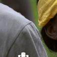 """Béatrice lors du deuxième épisode de """"Koh-Lanta, la guerre des chefs"""" (TF1) jeudi 21 mars 2019."""