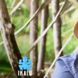 """Cindy lors du deuxième épisode de """"Koh-Lanta, la guerre des chefs"""" (TF1) jeudi 21 mars 2019."""