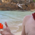 """Cyril lors du deuxième épisode de """"Koh-Lanta, la guerre des chefs"""" (TF1) jeudi 21 mars 2019."""