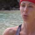 """Emilie lors du deuxième épisode de """"Koh-Lanta, la guerre des chefs"""" (TF1) jeudi 21 mars 2019."""