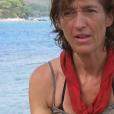 """Maud lors du deuxième épisode de """"Koh-Lanta, la guerre des chefs"""" (TF1) jeudi 21 mars 2019."""