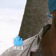 """Maxime lors du deuxième épisode de """"Koh-Lanta, la guerre des chefs"""" (TF1) jeudi 21 mars 2019."""