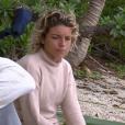 """Nicolas et Angélique lors du deuxième épisode de """"Koh-Lanta, la guerre des chefs"""" (TF1) jeudi 21 mars 2019."""