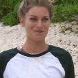 """Sophie lors du deuxième épisode de """"Koh-Lanta, la guerre des chefs"""" (TF1) jeudi 21 mars 2019."""