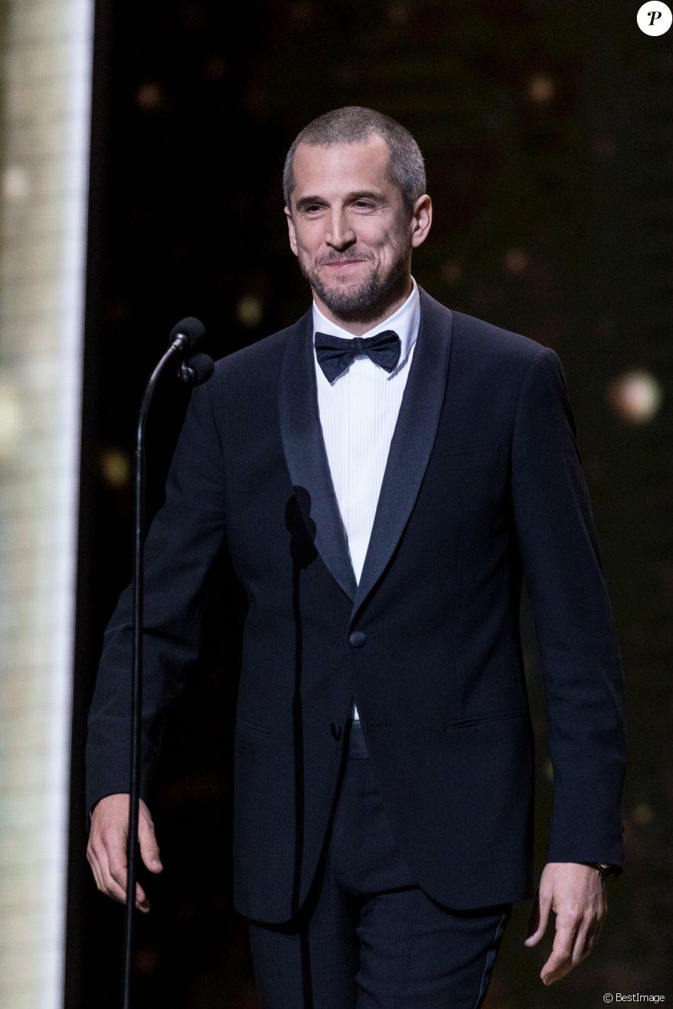 Guillaume Canet - 44ème cérémonie des César à la salle Pleyel à Paris. Le 22 février 2019 © Borde-Jacovides / Bestimage