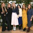 Elle Macpherson, Gwyneth Paltrow et Demi Moore. Mars 2019.