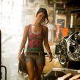Megan Fox sur les photos promotionnelles de Transformers 2