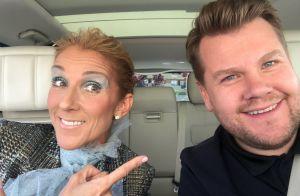 Céline Dion dans le Carpool Karaoke : parodie de Titanic avec James Corden