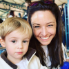 Natasha St-Pier : son fils Bixente a bien grandi !
