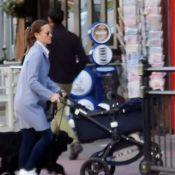 Pippa Middleton : Promenade ensoleillée avec son fils, Arthur, à Londres