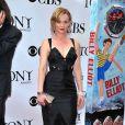 Samantha Mathis, lors des 63e Tony Awards, qui se sont tenus au Radio City Music Hall de New York, le 7 juin 2009 !