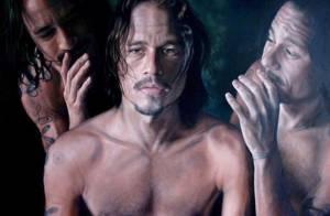 Heath Ledger : son dernier portrait réalisé par un artiste australien...