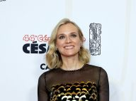 """Diane Kruger, maman à 42 ans : """"Ma fille est arrivée au bon moment"""""""