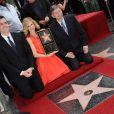 Kyra Sedgwick a son étoile sur le Walk Of Fame : la 2384ème !