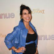 Reem Kherici enceinte dans une robe moulante : une future maman épanouie