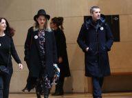 Agnès Varda : Marion Cotillard et Guillaume Canet auprès de sa fille Rosalie