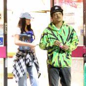 Bruno Mars : Amoureux et détendu avec la craquante Jessica Caban