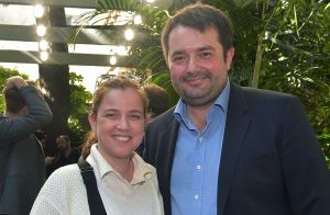 Jean-François Piège et Elodie amoureux : ils dévoilent leur