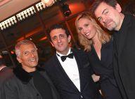 Clovis Cornillac et sa femme Lilou Fogli : soirée caritative avec Nagui