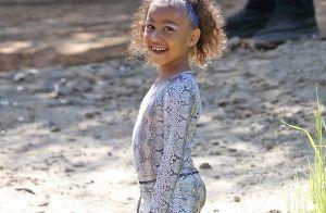 Kim Kardashian, épatée : sa fille North chante avec la chorale de Kanye West