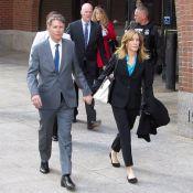 Felicity Huffman plaide coupable pour complot et escroquerie