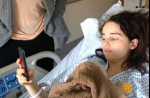 Emilia Clarke revient sur ses AVC en images :