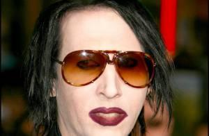 Marilyn Manson : Découvrez quelle actrice française fascine le chanteur gothique !