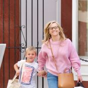 Reese Witherspoon : Promenade avec son adorable fils, Tennessee
