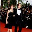 Brad Pitt et Angelina Jolie au Festival de Cannes en 2007.