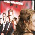 Brad Pitt et Angelina Jolie à Los Angeles en 2007.
