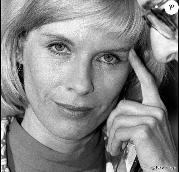 Bibi Andersson - Membre du jury du Festival de Cannes 1972