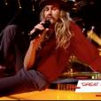 """Maxime dans """"The Voice 8"""" sur TF1, le 20 avril 2019."""