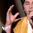 """Vay dans """"The Voice 8"""" le 20 avril 2019."""