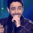 """Scam Talk dans """"The Voice 8"""" sur TF1, le 20 avril 2019."""