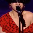 """Monstre dans """"The Voice 8"""" sur TF1, le 20 avril 2019."""