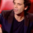"""Mika dans """"The Voice 8"""" sur TF1 le 20 avril 2019."""