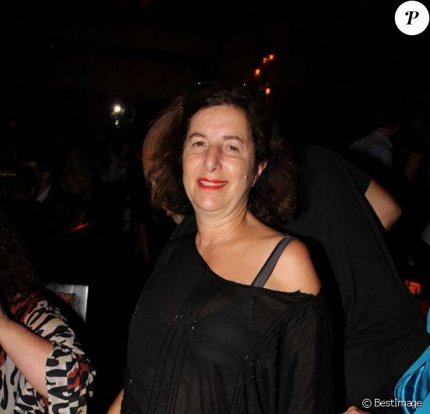 Corinne Cobson - Soirée pour les 18 ans du Buddha Bar à Paris le 18 septembre 2014