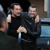 """Gilles Lellouche : Plus sélectif en amitié, mais """"retombé amoureux à 40 ans"""""""