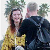Bella Thorne, qui n'est plus en trouple, vue dans les bras d'un homme sexy