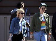 Kristen Stewart accro à sa nouvelle chérie Sara: baisers passionnés à Coachella