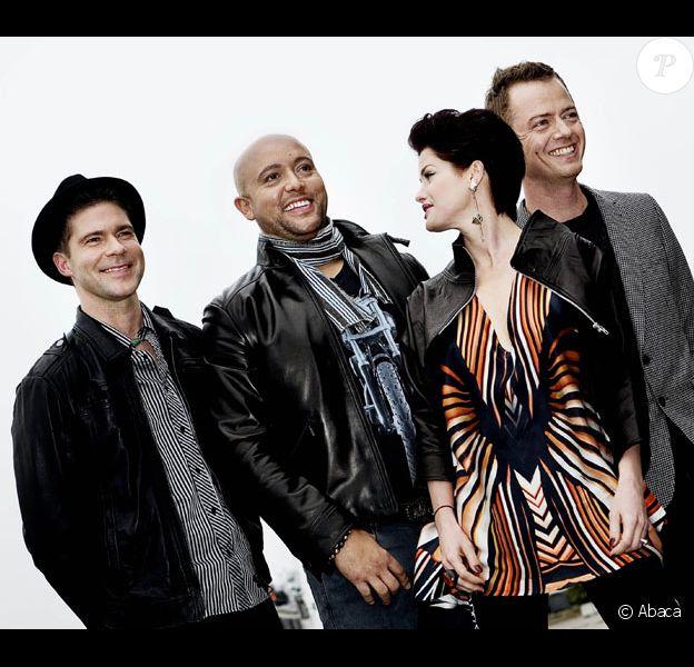Le groupe danois Aqua en 2007