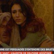 """Delphine Wespiser, sa pire Saint-Valentin : """"J'ai failli crever"""""""
