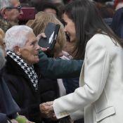 """Letizia d'Espagne """"fait beaucoup plus"""" que son âge : la reine accuse le coup..."""