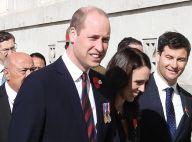 Meghan Markle et Harry : La drôle de réponse de William sur la naissance du bébé