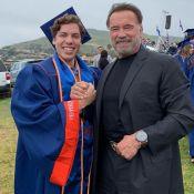 Arnold Schwarzenegger réuni avec son ex-maîtresse pour leur fils Joseph Baena