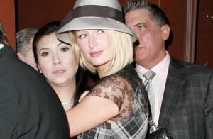 Paris Hilton : on ignorait jusqu'à hier soir ses talents de magicienne...