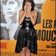 Marion Cotillard lors de l'avant-première du film Les Petits Mouchoirs à L'Arc le 14 octobre 2010 à Paris