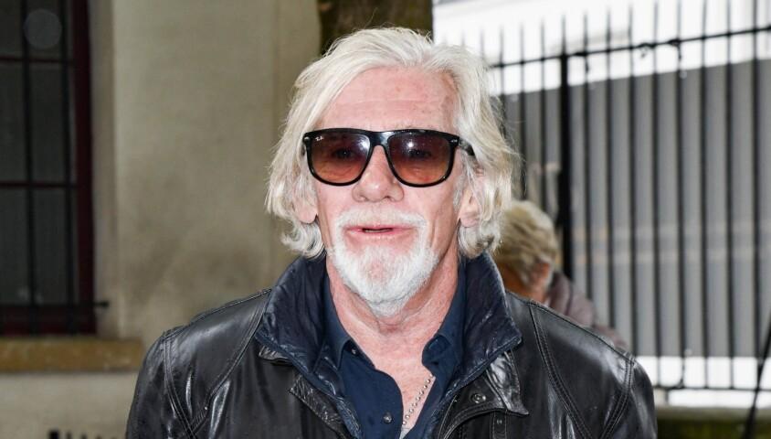 Pierre Billon - Obsèques de Dick Rivers en l'église Saint-Pierre de Montmartre à Paris le 2 mai 2019.